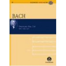 Bach: Overtures Nos. 3-4 BWV 1068-1069