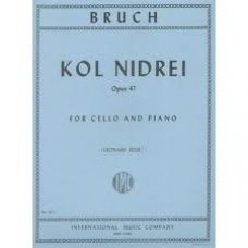 Bruch, M.: Kol Nidrei op.47 for cello and piano