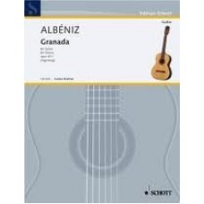 Albeniz: Granada for guitar