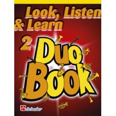 Look, Listen & Learn Duo Book 2 for Trumpet