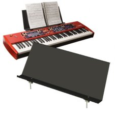 Clavia Nord Music Stand - nuottiteline Stage EX ja Nord Piano