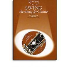 Guest Spot Swing Playalong for Clarinet