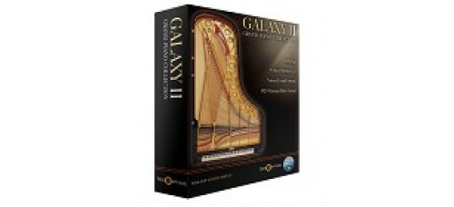 Best Service Galaxy II Grand Piano Collection  Digital Delivery