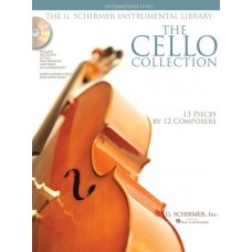 CELLO COLLECTION (INTERMEDIATE) BK/CD