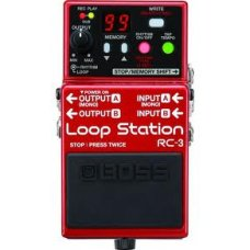 Looper Loop Station Boss RC-3