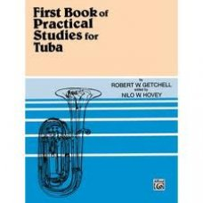 FIRST BOOK OF PRACTICAL STUDIES FOR TUBA*