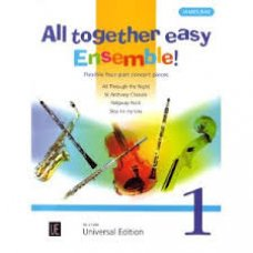 ALL TOGETHER EASY ENSEMBLE (JAMES RAE)