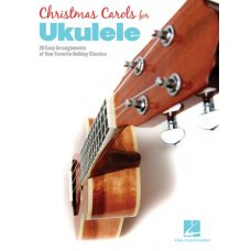 CHRISTMAS CAROLS FOR UKULELE BK