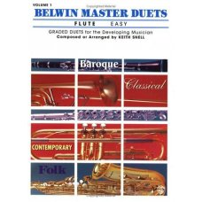 Belwin Master Duets Flute Easy 2