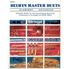 Belwin Master Duets Advanced 2