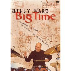 DVD BILLY WARD BIG TIME DRUM