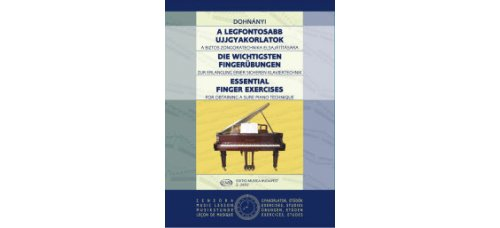 DOHNANYI: ESSENTIAL FINGER EXERCISES   P