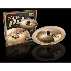 Symbaalisarja Paiste PST8 Reflector Rock Effect Pack