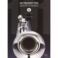 101 TRUMPET TIPS   BK+CD