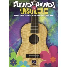 HAL LEONARD FLOWER POWER FOR UKULELE