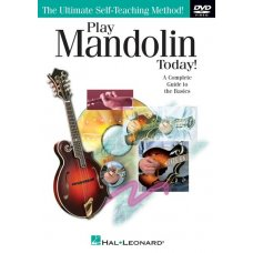 DVD PLAY MANDOLIN TODAY!