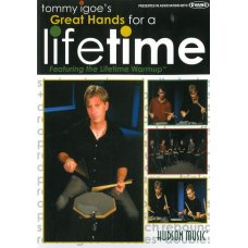 DVD Tommy Igoe: Great Hands for a Lifetime