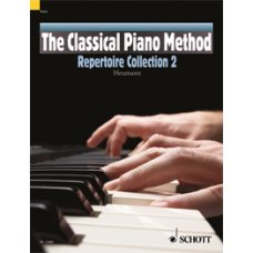 CLASSICAL PIANO METHOD REPERTOIRE 2 (HEUMANN)   BK