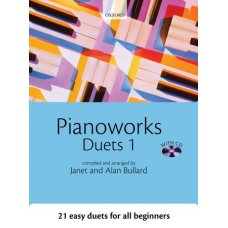 Pianoworks Duets 1   Bk+Cd