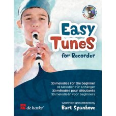 EASY TUNES FOR RECORDER