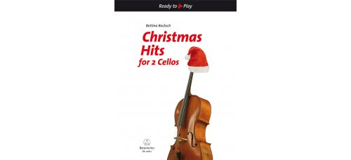 CHRISTMAS HITS FOR 2 CELLOS
