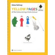 COLOURSTRINGS YELLOW PAGES 2 BASIC RHYTHMS AND ORNAMENTS