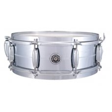 "Virveli Gretsch Brooklyn 14""X5""Crome/Brass"