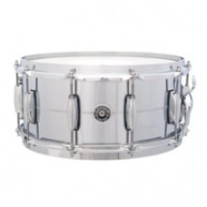 "Virveli Gretsch Brooklyn 14""X6,5""Chrome/Brass Gb 4164"