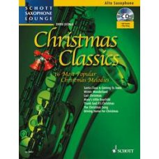CHRISTMAS CLASSICS A-SAX  BK ONLINE MATERIAL AUDIO