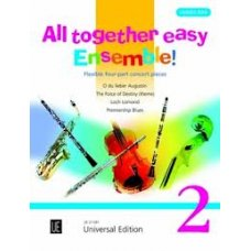 ALL TOGETHER EASY ENSEMBLE 2(JAMES RAE)