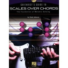 GUITARIST´S GUIDE SCALES OVER CHORDS   BK+CD