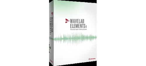 Steinberg Wavelab 9 Elements EDU