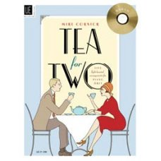 TEA FOR TWO (CORNICK) PIANODUETS