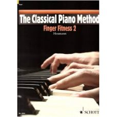 CLASSICAL PIANO METHOD FINGER FITNESS 2 (HEUMANN)