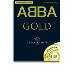 ABBA Gold Greatest Hits for Clarinet