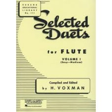 SELECTED DUETS FOR FLUTE 1*