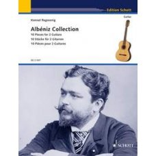 ALBENIZ COLLECTION   FOR 2 GUITARS