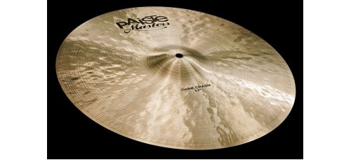 "Symbaali Paiste Masters 17"" Dark Crash"