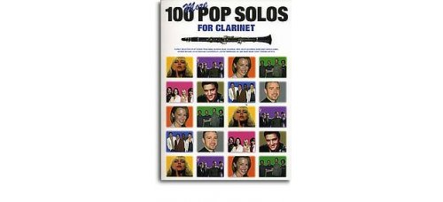 100 MORE POP SOLOS CLARINET