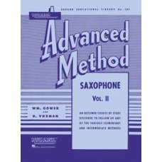 ADVANCED METHOD SAXOPHONE VOL2