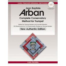 Arban´s Complete Conservatory Method for Trumpet  Bk+Audio Access