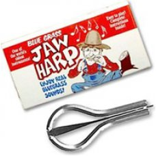 "Munniharppu ""Jaw Harp"" Bluegrass"
