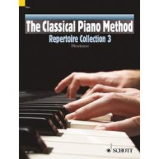 CLASSICAL PIANO METHOD REPERTOIRE 3 (HEUMANN)   BK+CD
