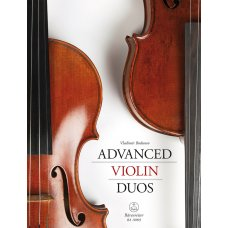 ADVANCED VIOLIN DUOS (BODUNOV)