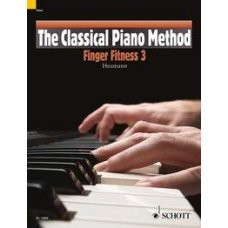 CLASSICAL PIANO METHOD FINGER FITNESS 3 (HEUMANN)