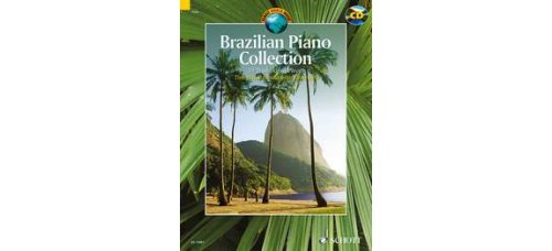BRAZILIAN PIANO COLLECTION BK+CD