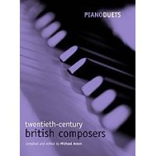 PIANO DUETS  BRITISH COMPOSERS