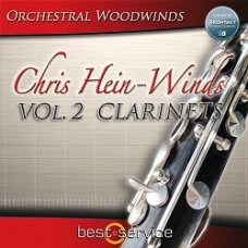 Best Service Chris Hein Winds Vol 2 Clarinets - Digital Delivery