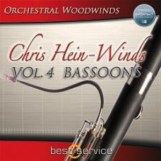 Best Service Chris Hein Winds Vol 4 Bassoons - Digital Delivery