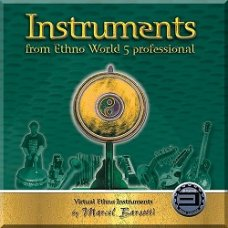 Best Service Instruments from Ethno World 5 professional - Digital Delivery